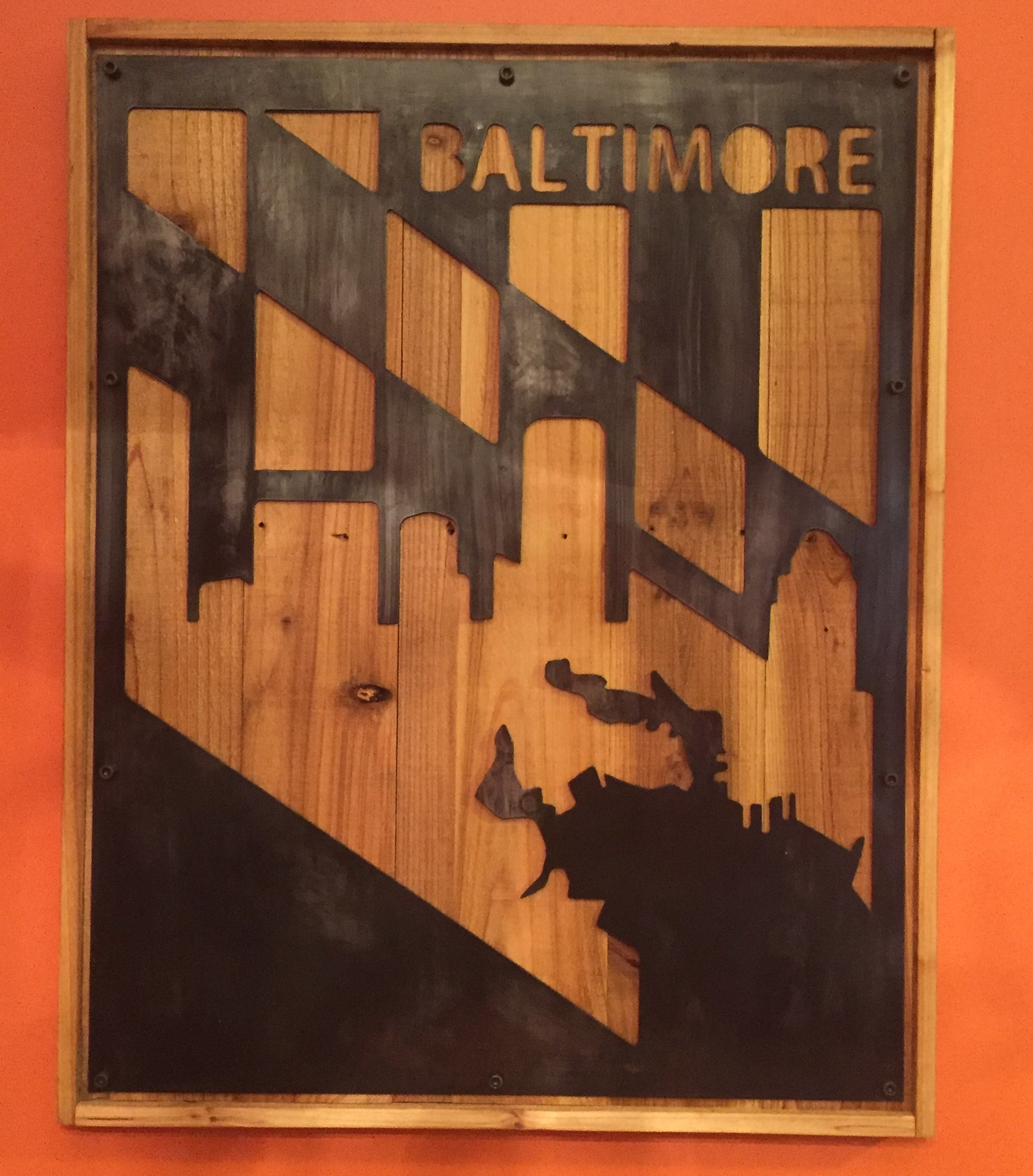 Baltimore art